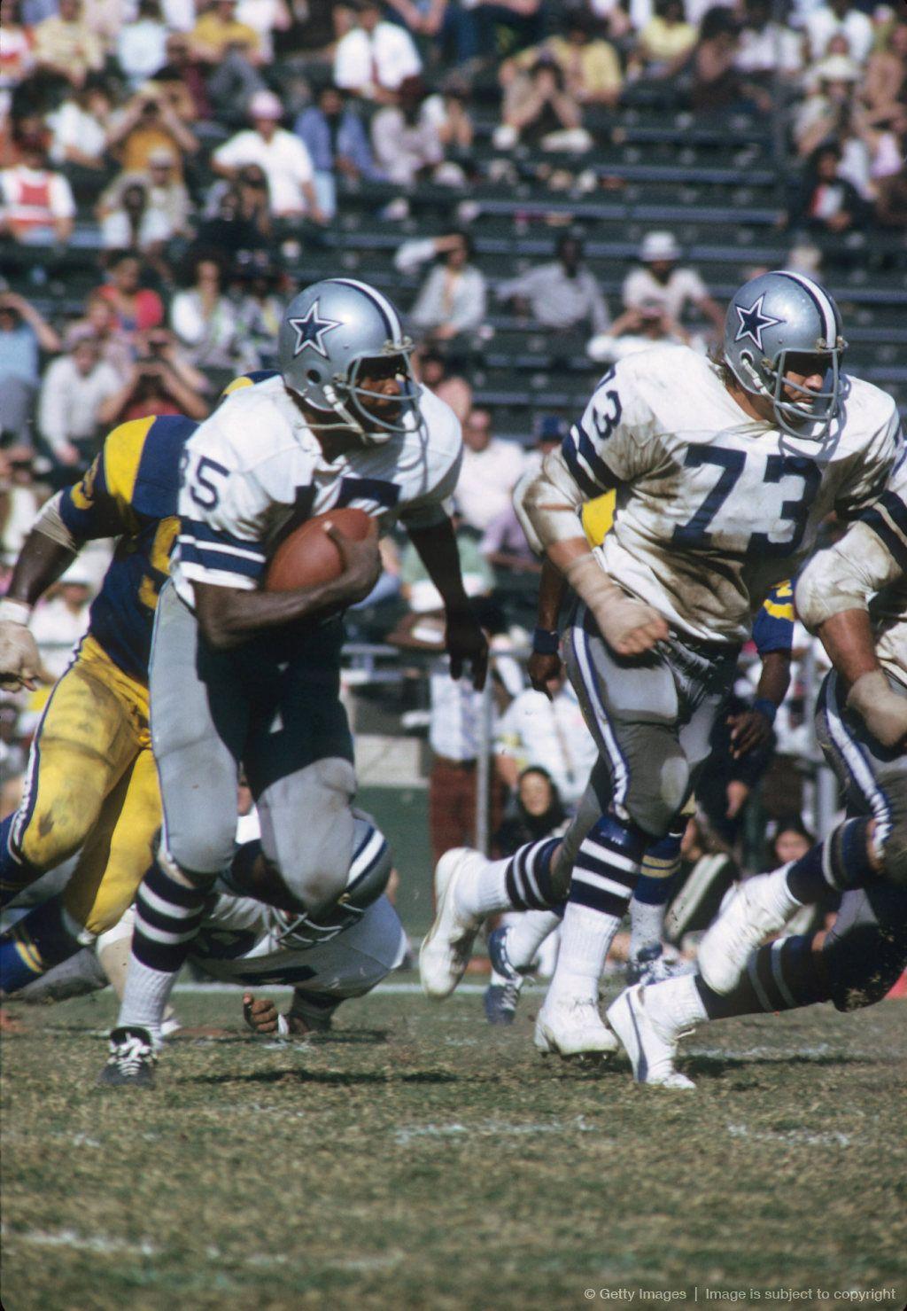 Dallas Cowboys - 1970's Calvin Hill