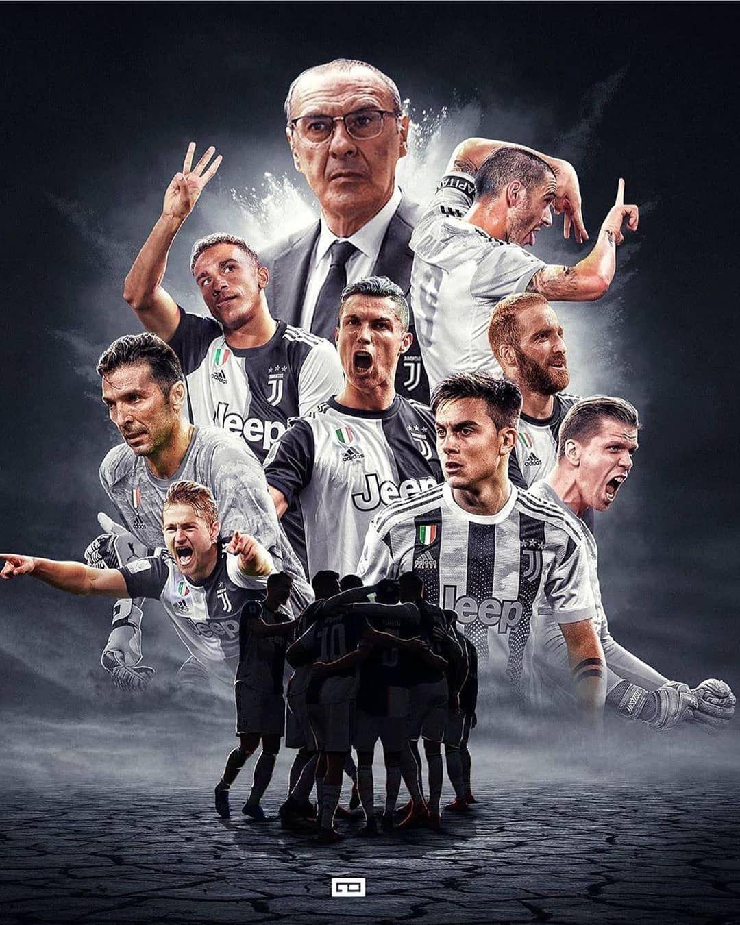 Juventus #STRON9ER