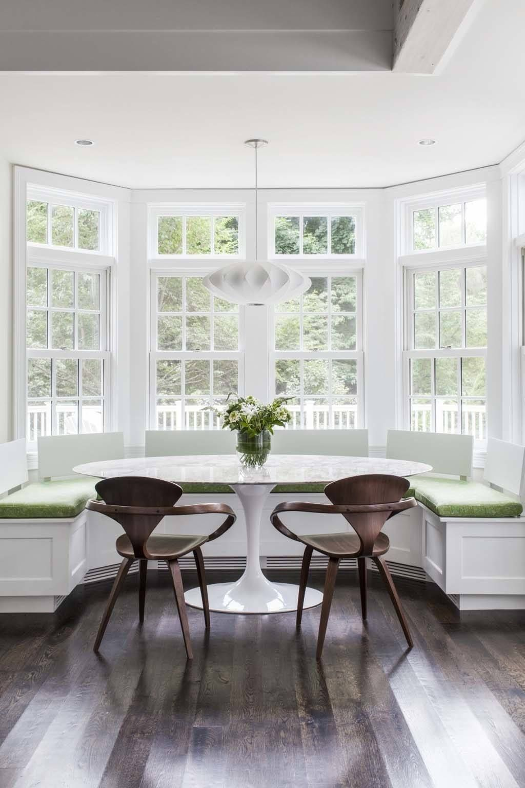 Luminous Update To Massachusetts Home Encourages Family Intimacy