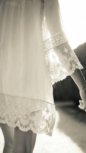 Lace dress ❥ 4U // hf