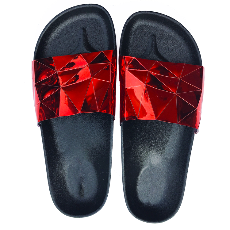 405cb2ee765 Stargazer beach slides - red in 2019 | Shoes | Shoes, Heels outfits ...