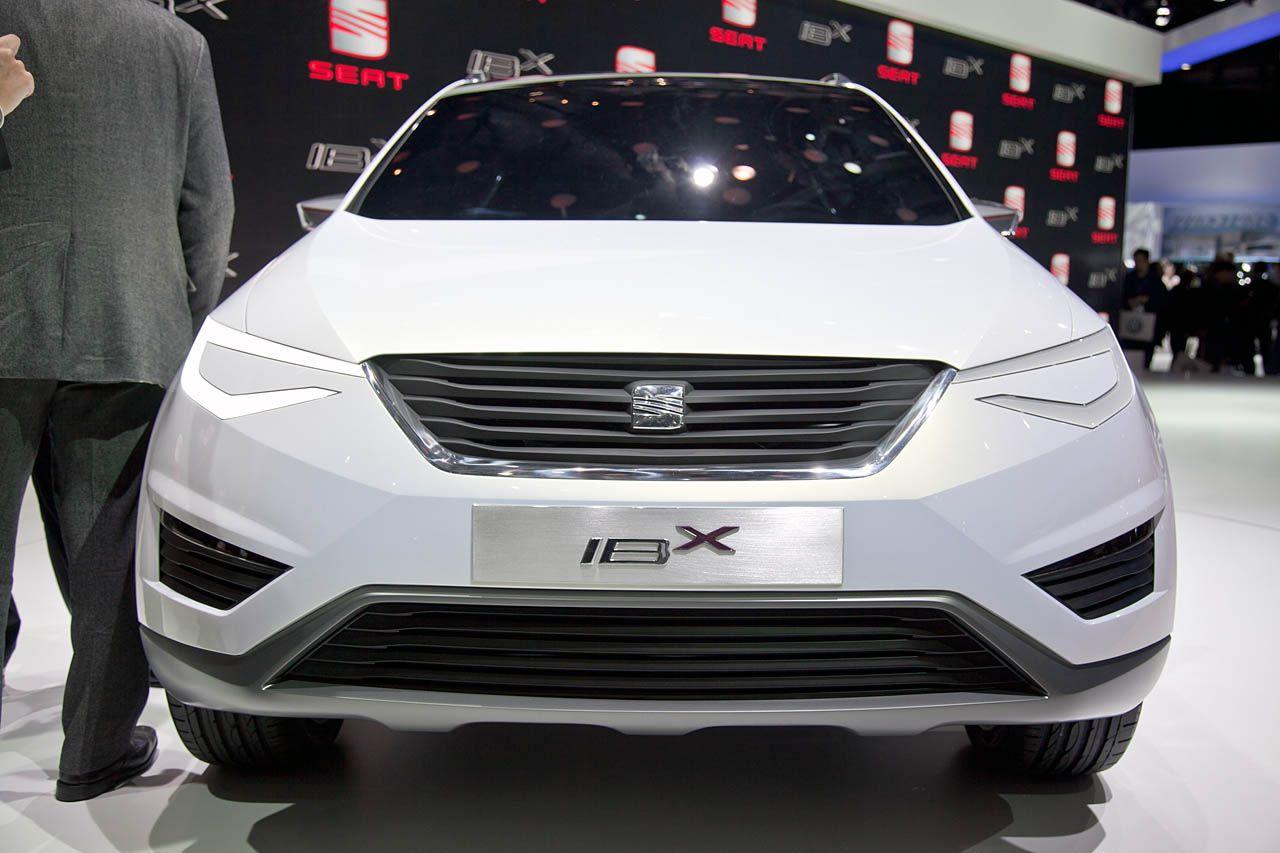 Seat Ibx Concept Tiene Proporciones Nada Desdenables