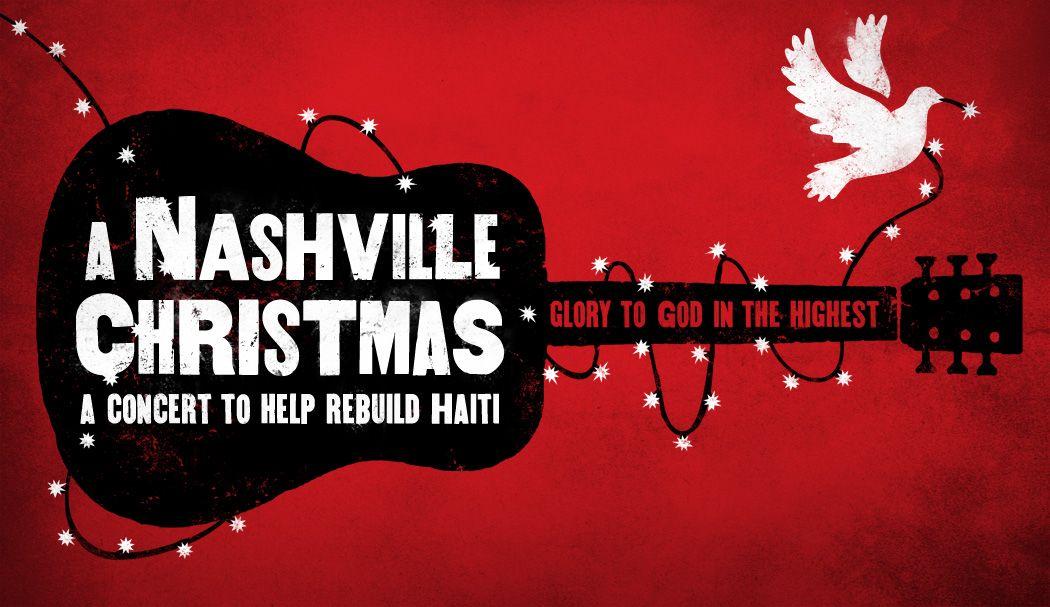 A Nashville Christmas   Christmas Concert Campaign   Pinterest