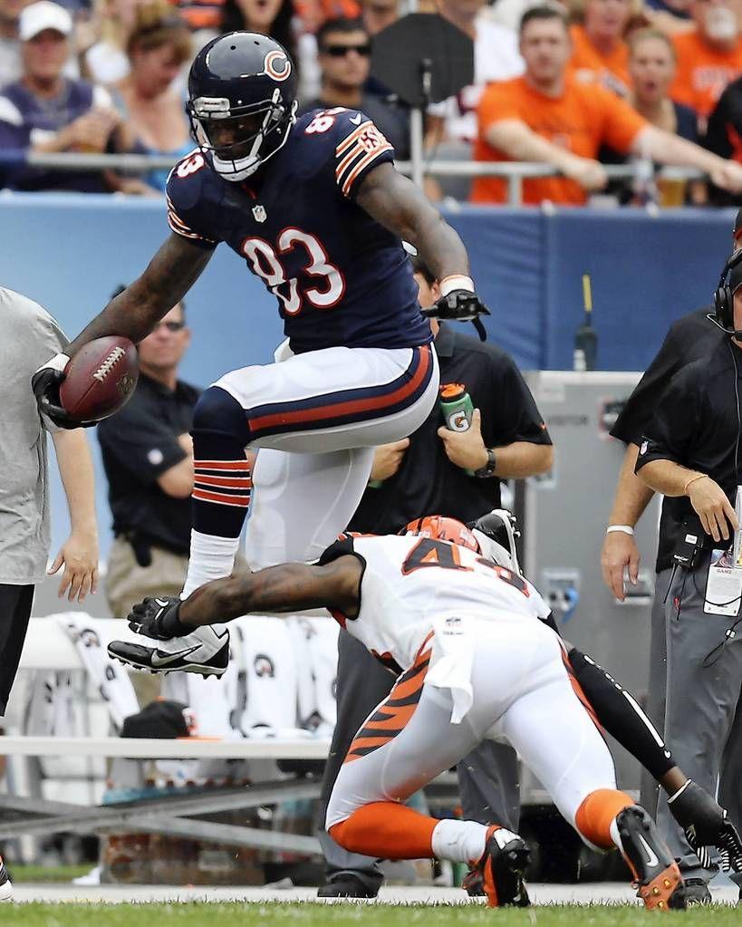 Week 1 Bears vs. Bengals Nfl football, Nfl, Chicago tribune