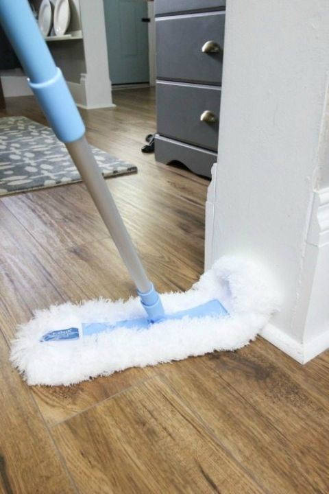 How To Properly Clean Your Laminate Flooring Cleaning And
