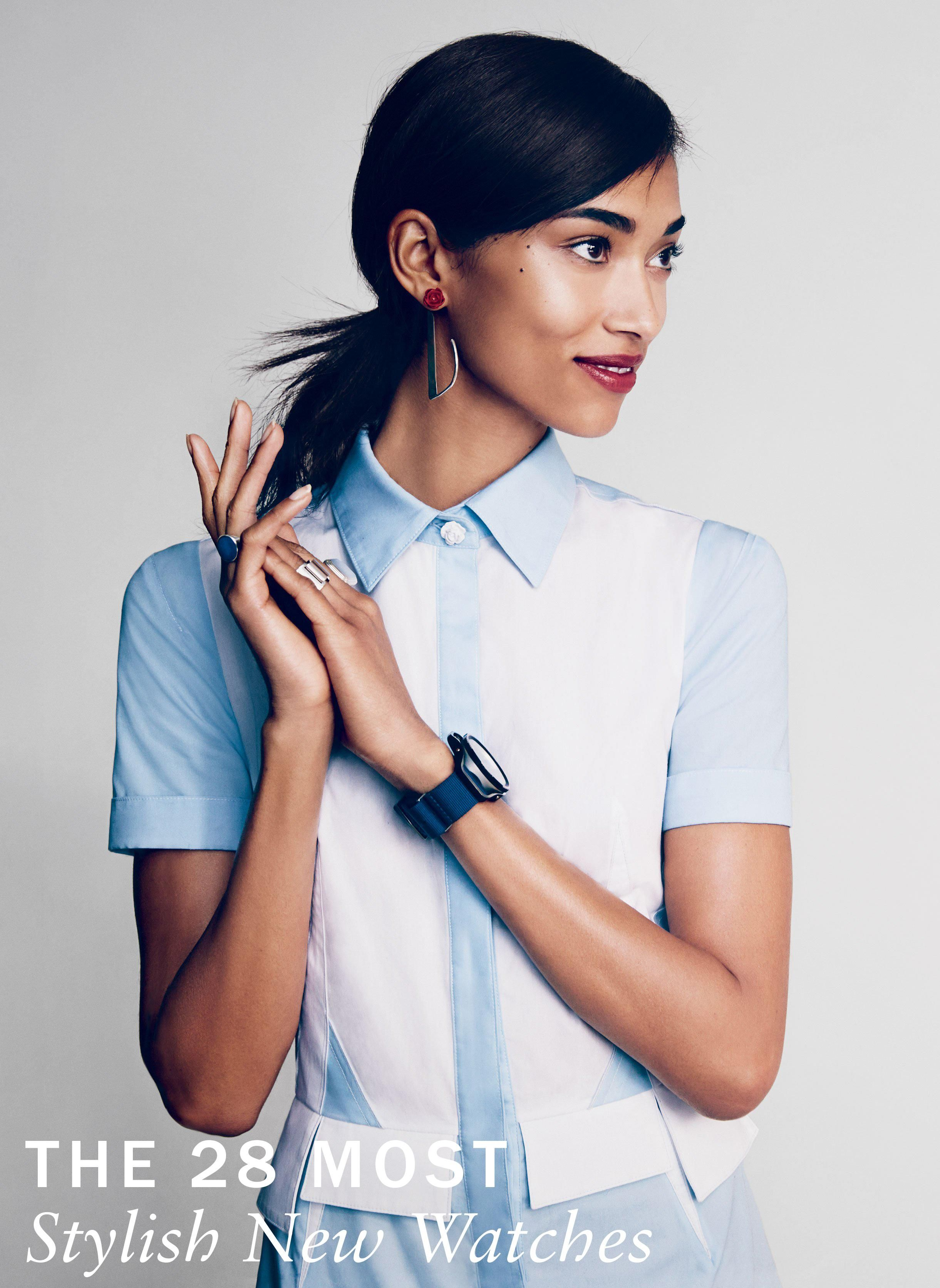 Looking for a new watch? Here are the 28 most stylish ones–read more on Vogue.com.