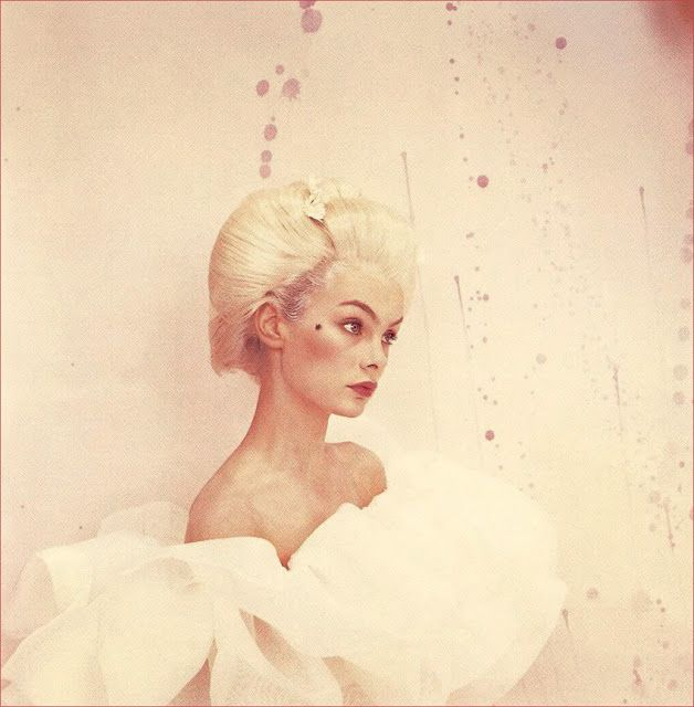 Jean Shrimpton by Cecil Beaton