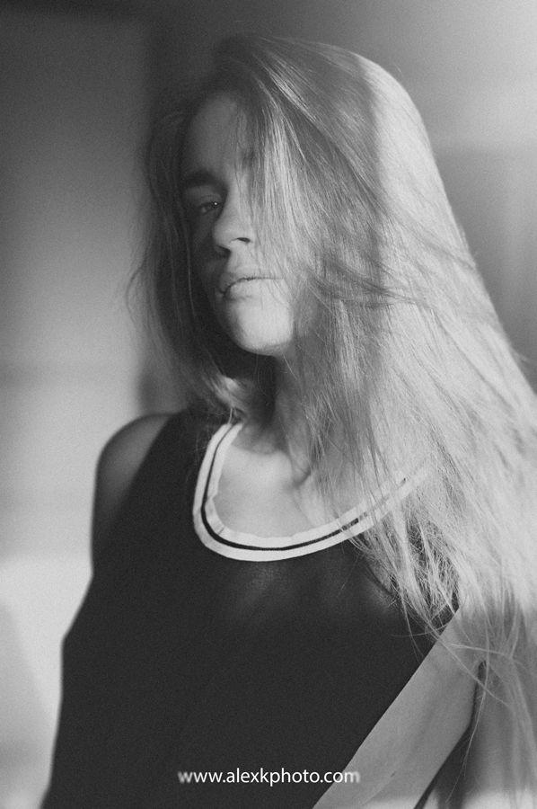 Model: Natasha Shulga on Behance