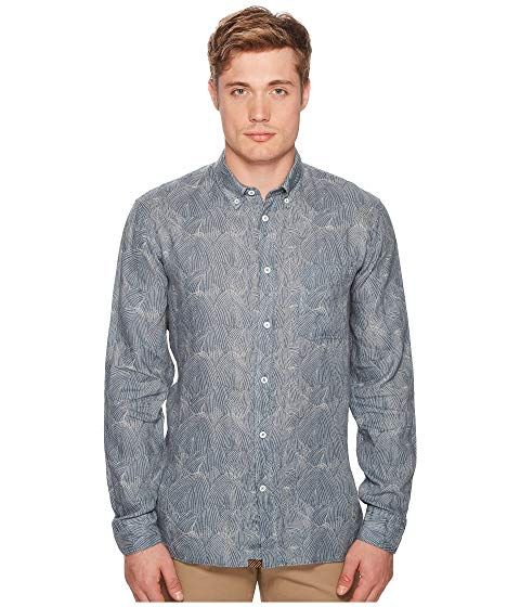 0f976ba8872 BILLY REID Tuscumbia Print Shirt
