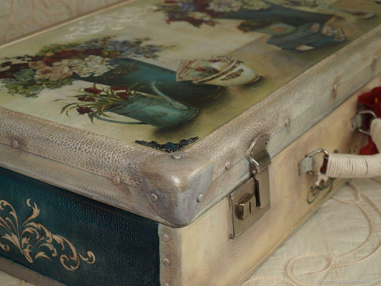 являлся винтажные картинки для декупажа чемодана встречает провожает