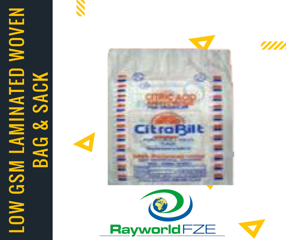 This Bag Is Well Recognize For Their Performance Water Resistance Of Any Climatic Conditions It Can Be Supplied One Side Laminated Woven Bag Sack Bag Woven