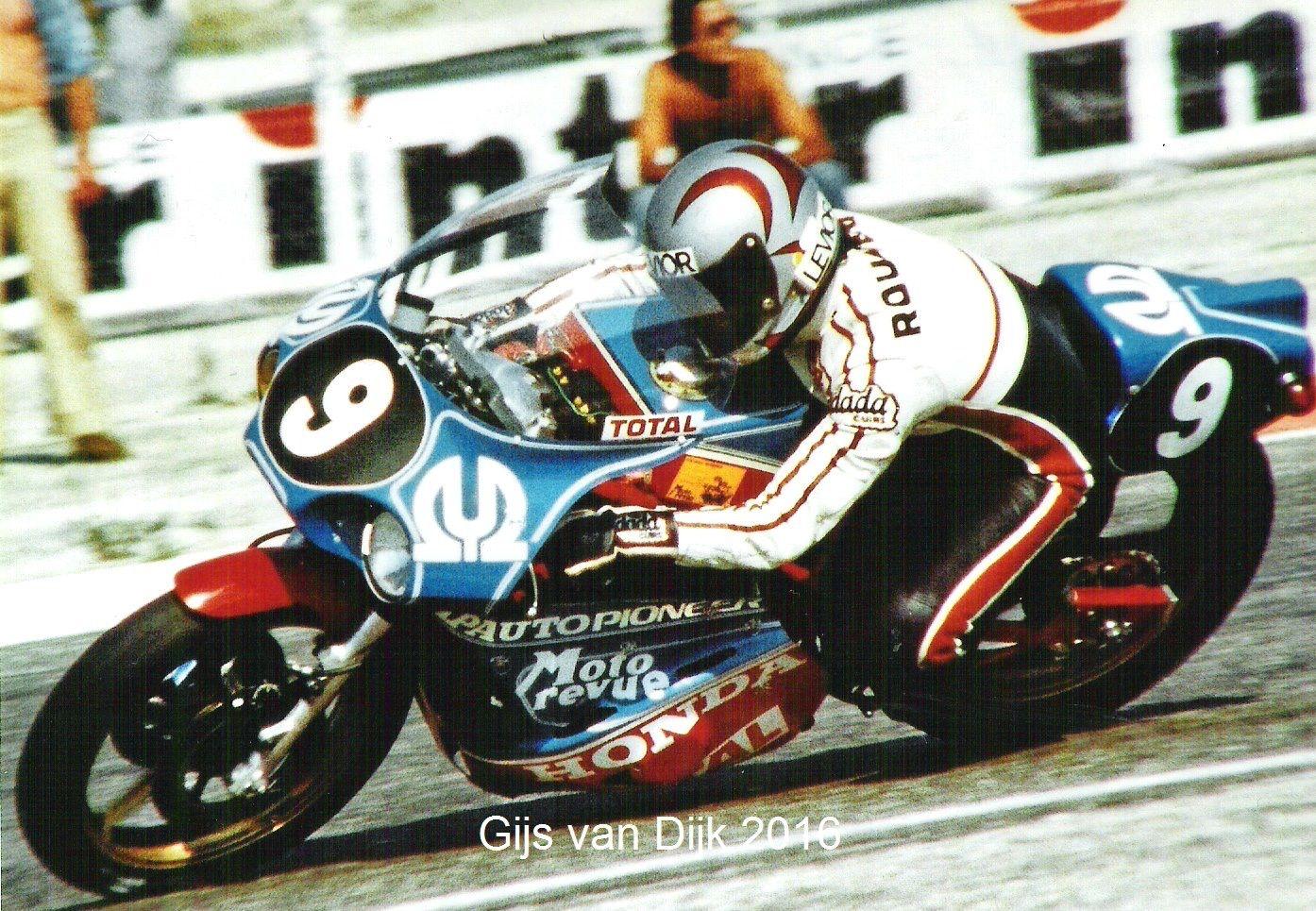 Michel rougerie japauto honda bol d 39 or 1978 endurance for Garage honda montlhery
