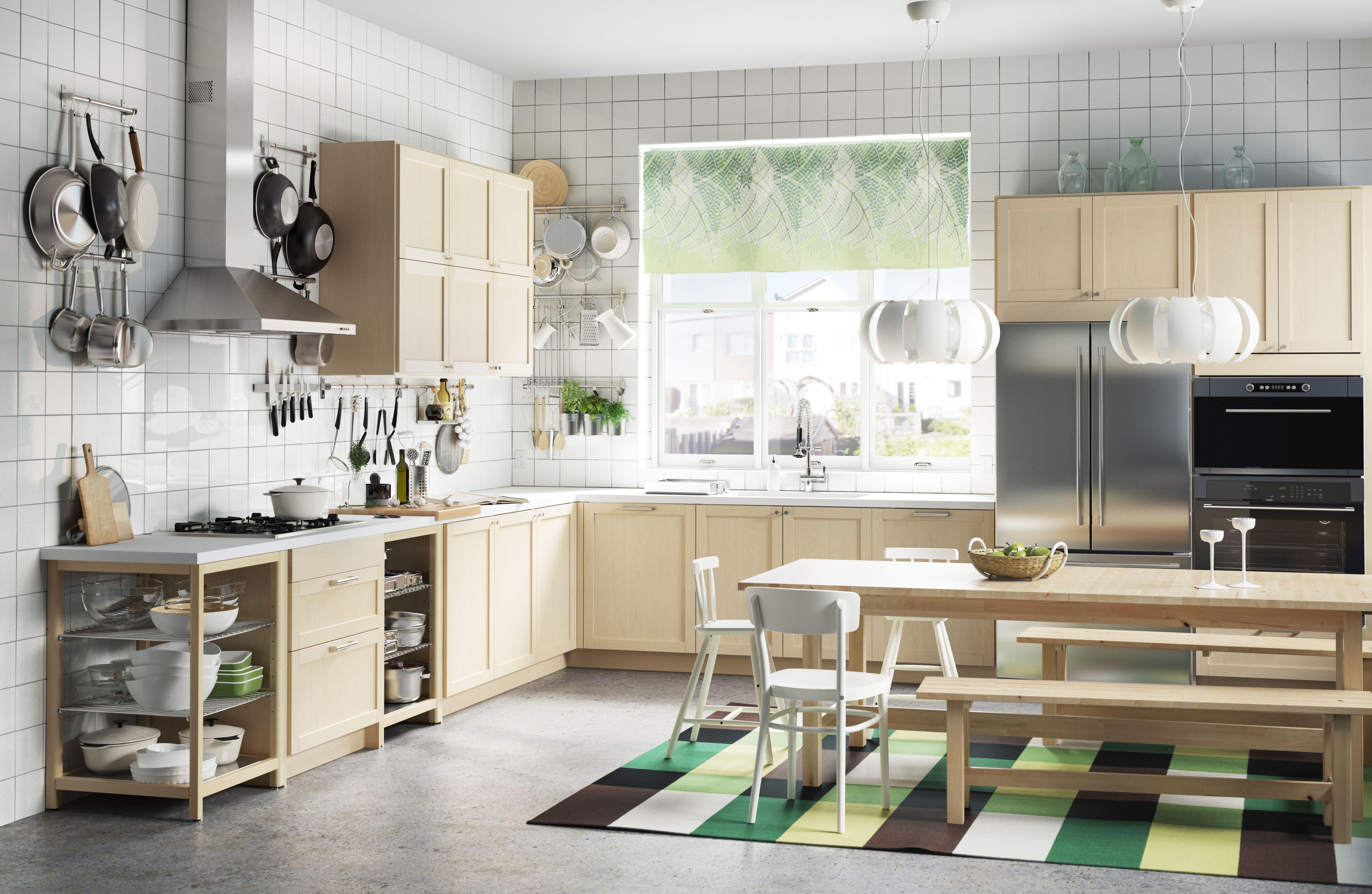tapetes grandes na cozinha claro decorao tapetes ikeaportugal - Kchen Tapeten Modern