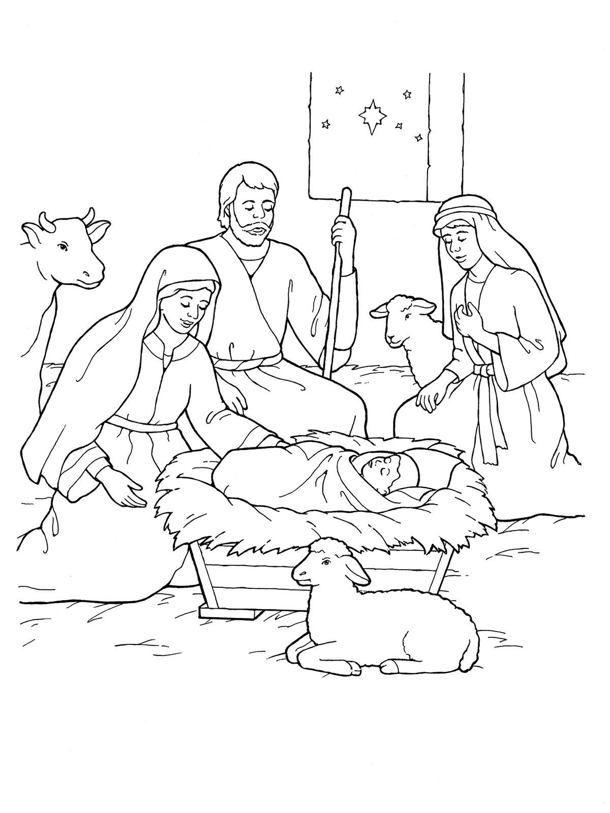 Pin by Cindy on ILLUSTRATIONS/ CLIP ART Nativity