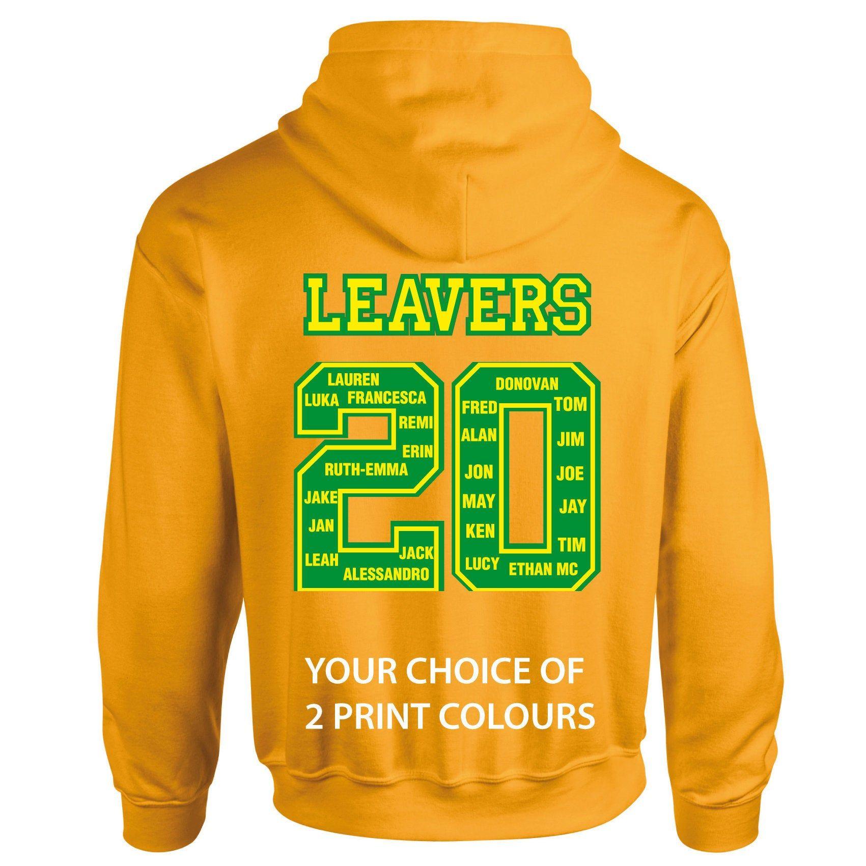 Ileisure Girls Personalised School Leasvers Design Hoodie With Etsy Hoodie Design Hooded Sweatshirts Champion Hooded Sweatshirt [ 1701 x 1701 Pixel ]