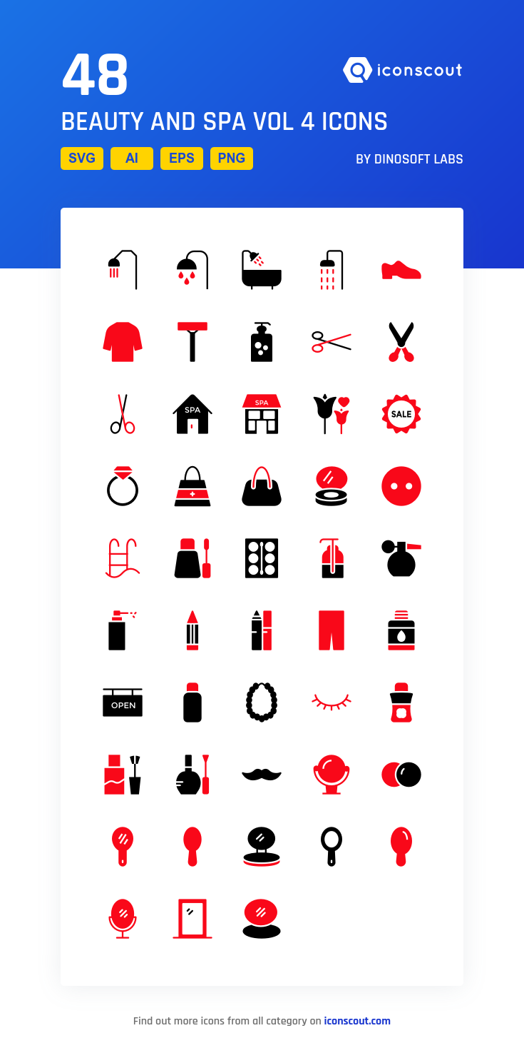 Download Beauty And Spa Vol 4 Icon Pack Available In Svg Png Eps Ai Icon Fonts Icon Pack Icon Icon Font