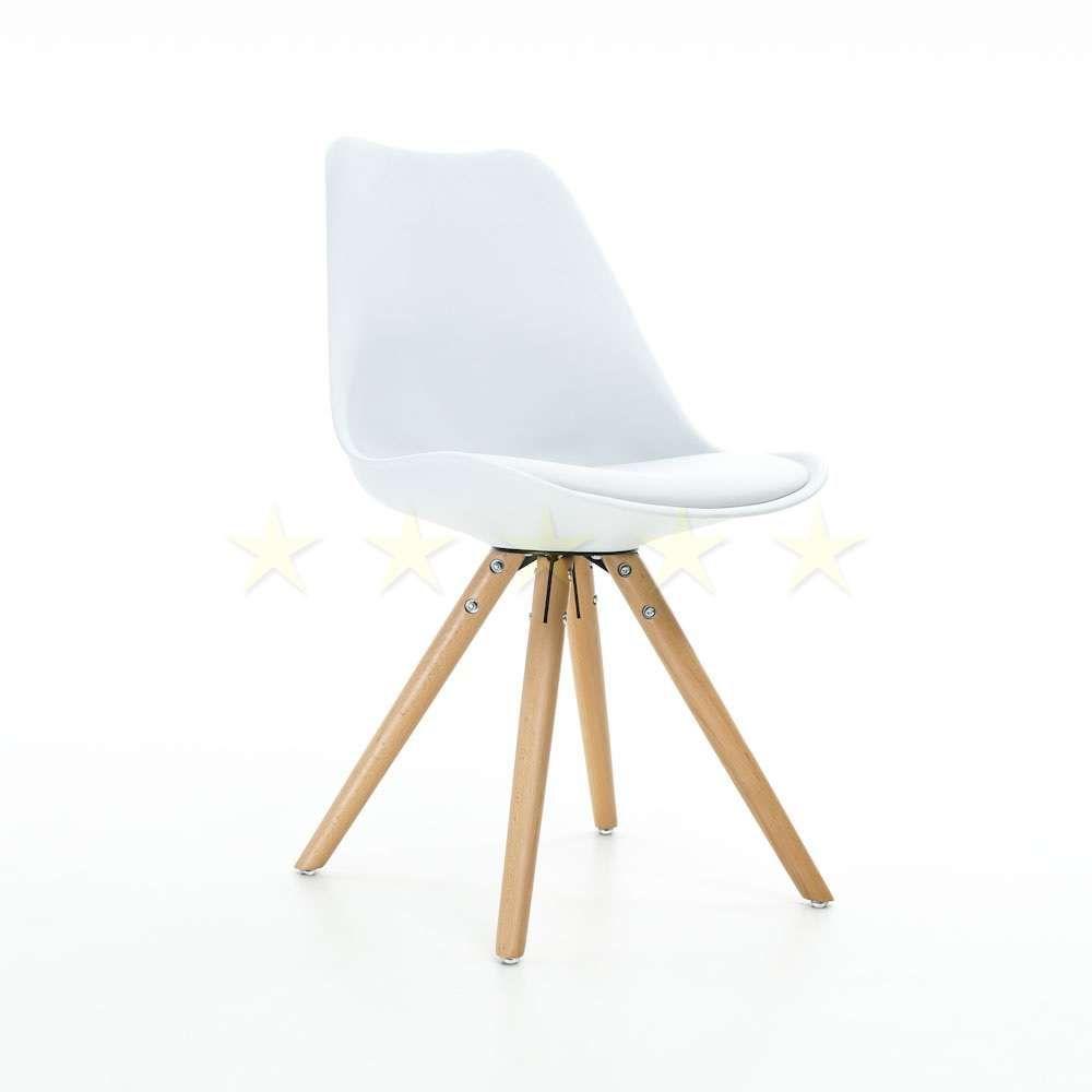 Stuhl Weiss Design