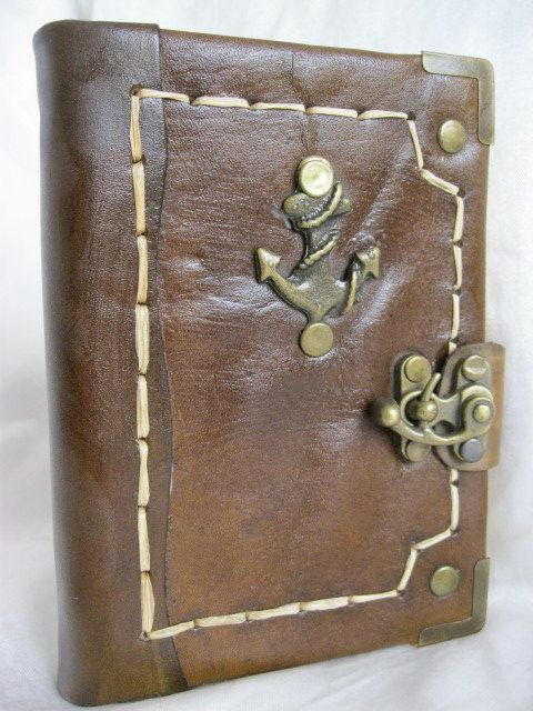 Anchor journal, so cool.