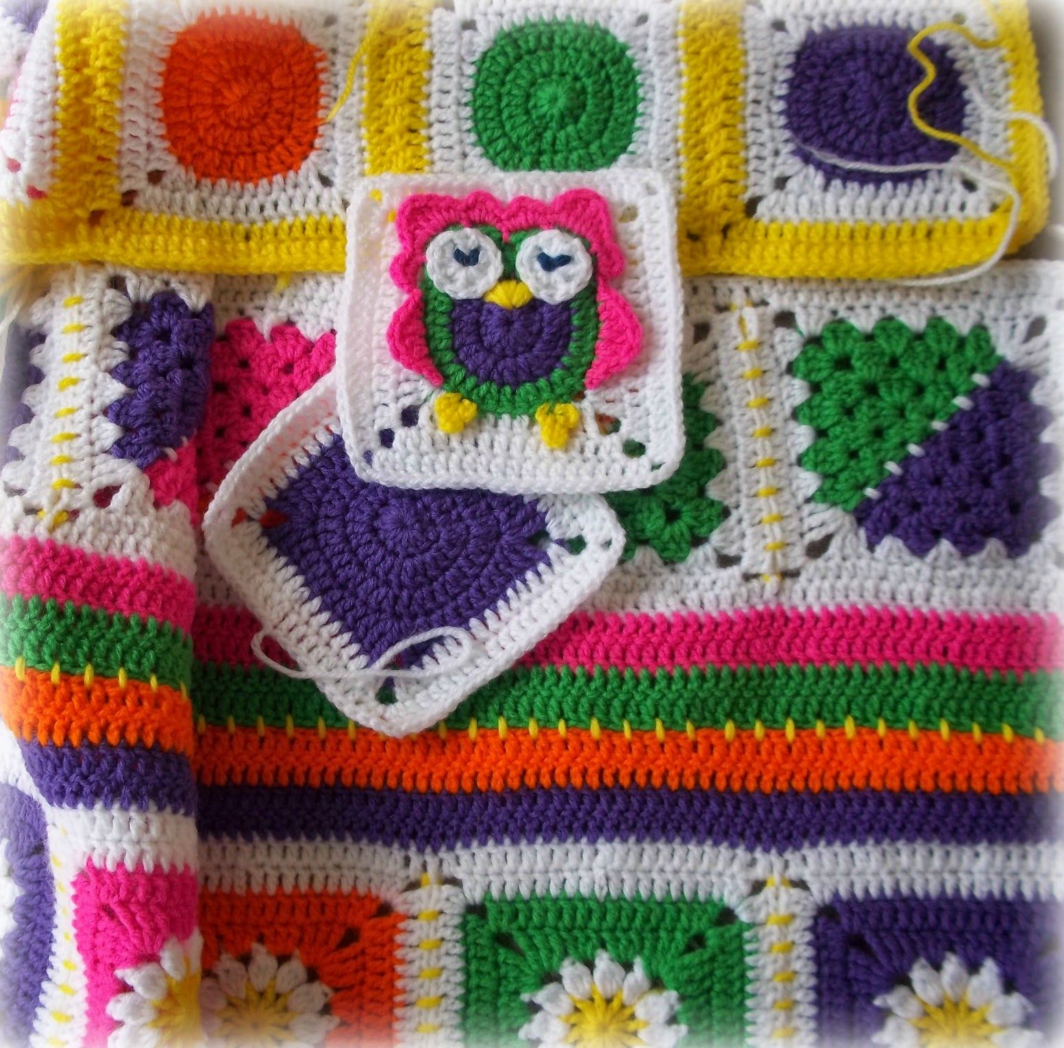 Zooty Owl Square:    Baby Groovyghan CAL(5)