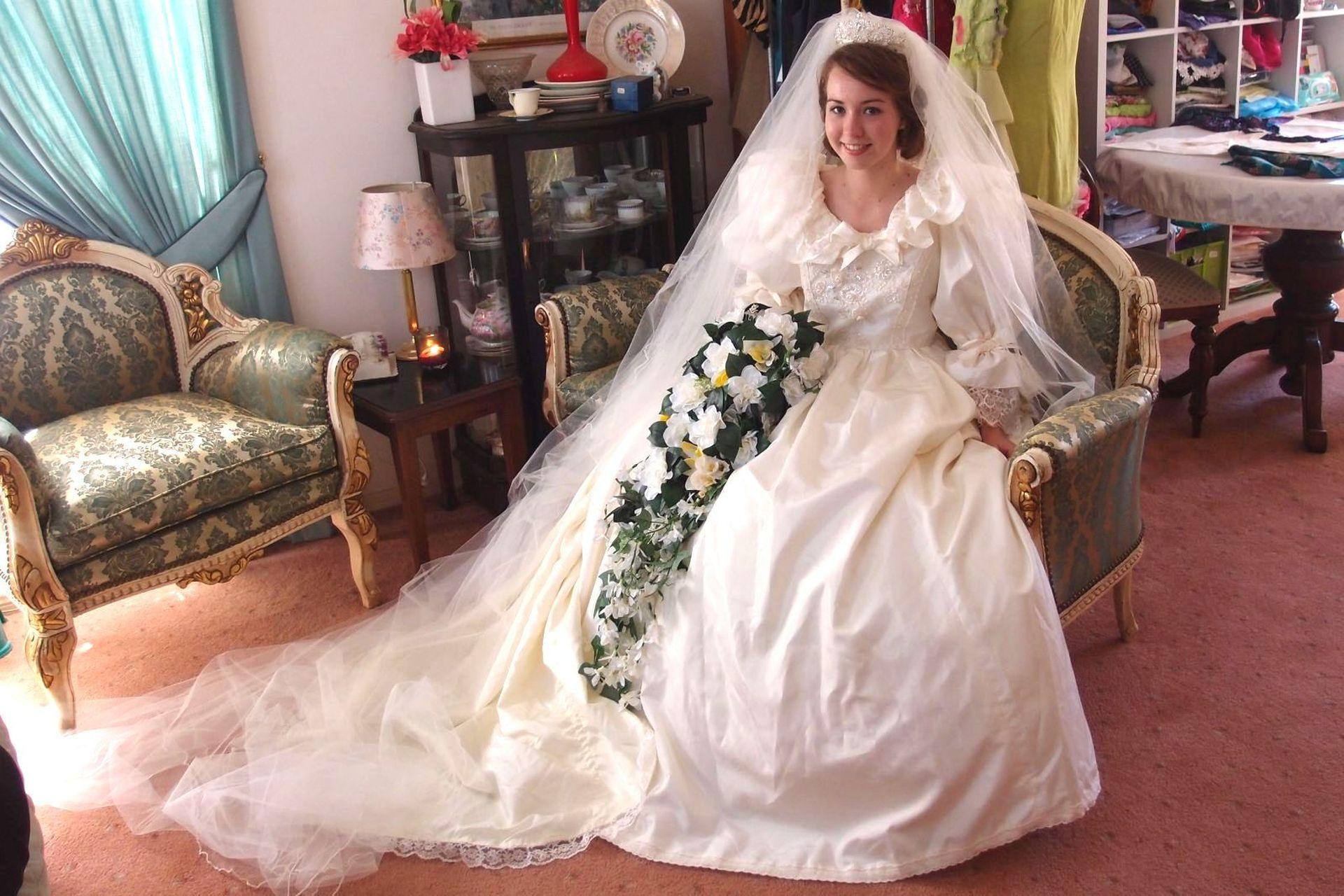 My Replica Princess Diana Wedding Dress: Diana Replica Wedding Dress At Reisefeber.org