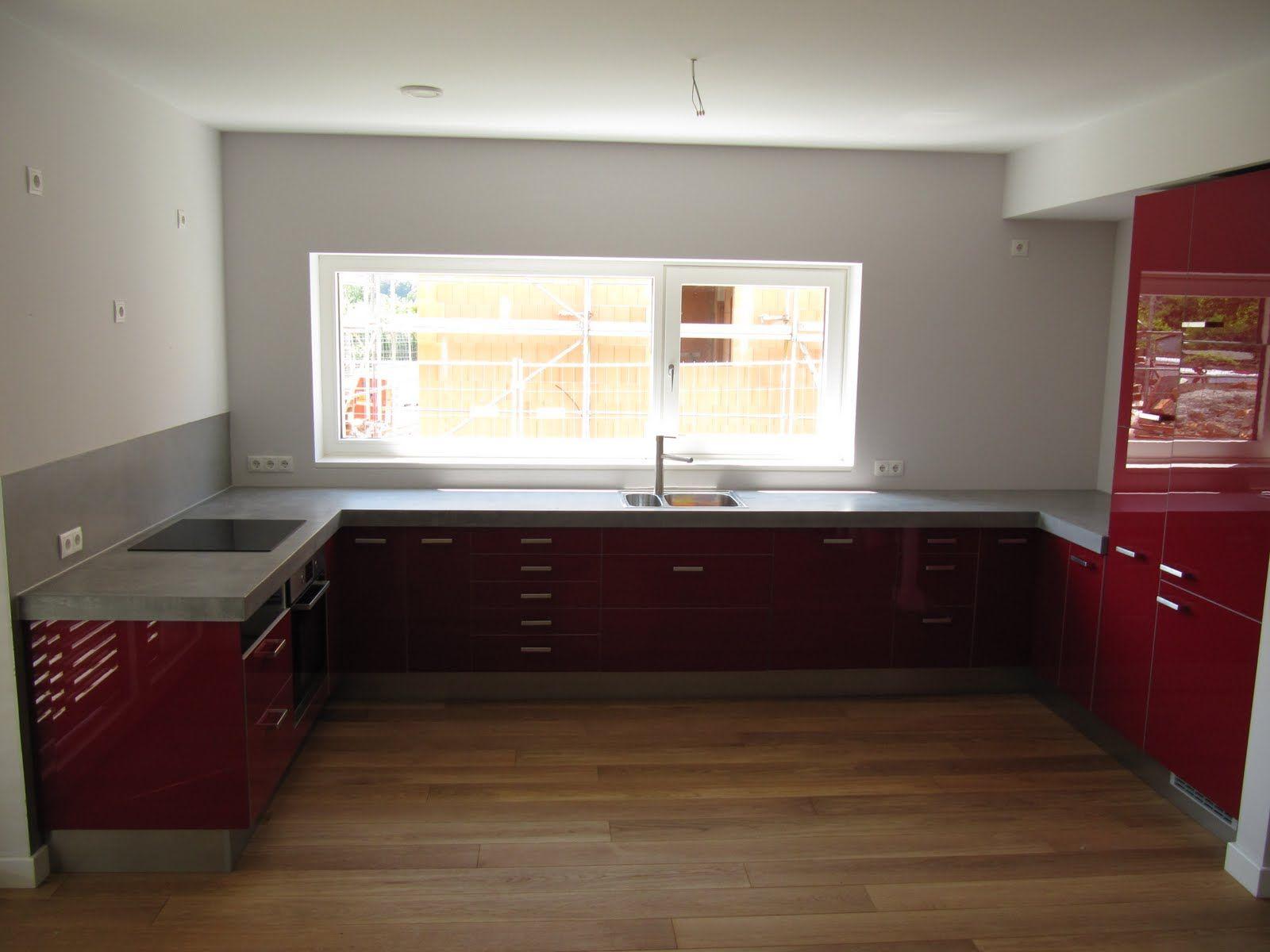 beton cire küche, betonarbeitsplatte | betonarbeitsplatte