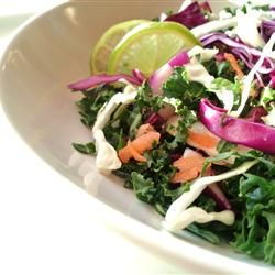 Http Www Food Com Recipe Winter Slaw Of Kale And Cabbage