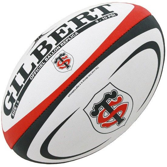 Coloriage Logo Foot Toulouse.Ballon Rugby Stade Toulousain T5 Gilbert Fanfan Rugby Rugby
