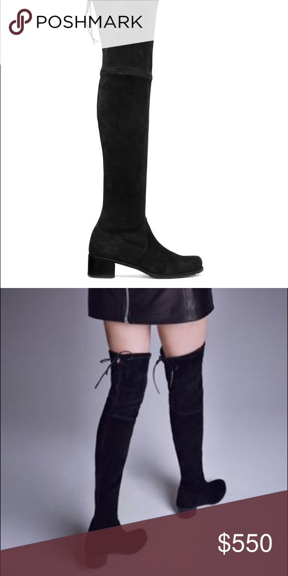 ca0378e2e8b Stuart Weitzman Midland Suede Over-the-knee boots Classic Stu s! These are  the
