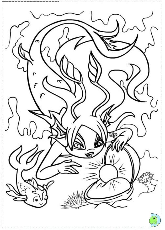 Coloring Page Halloween Coloring Neopets Coloring Pages