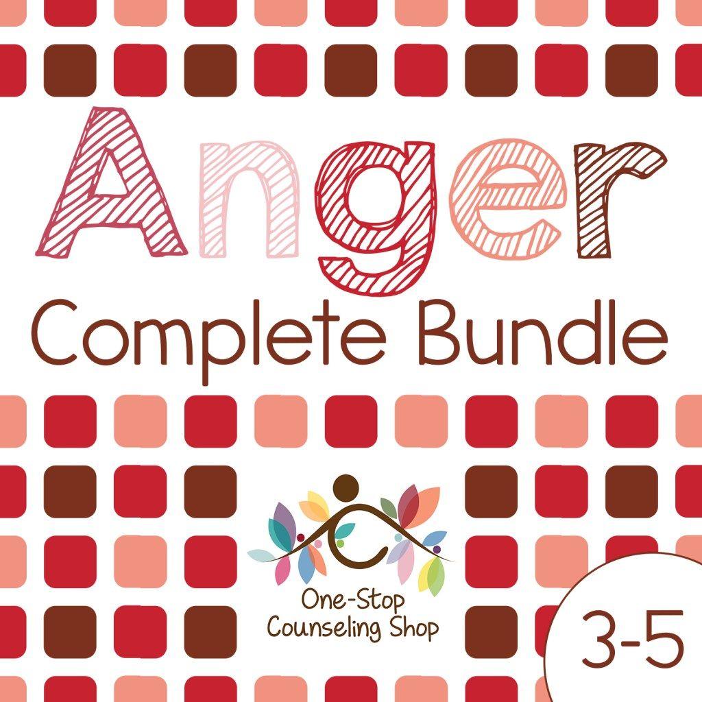 Anger Complete Bundle Grades 3 5