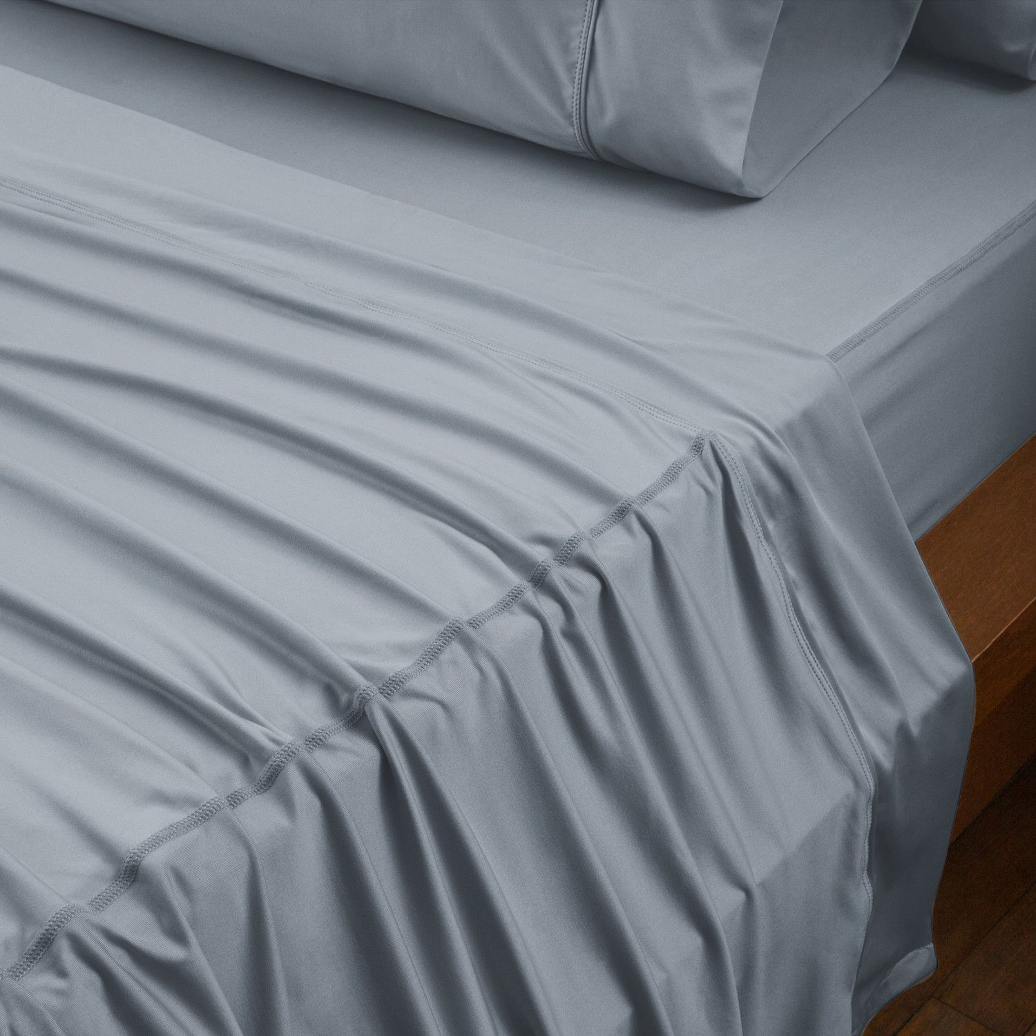 Original Performance Collection Pearl Blue In 2020 Sheet Sets Best Sheets Luxury Bedding