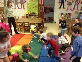 Mrs. Goff's Pre-K Tales: March 2012