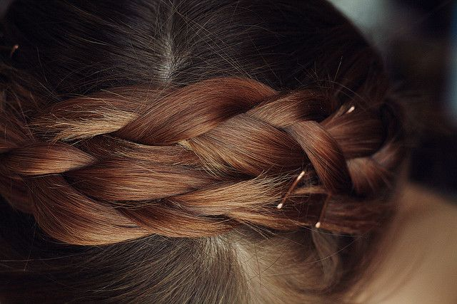 How-To Heidi Braided Hairstyle