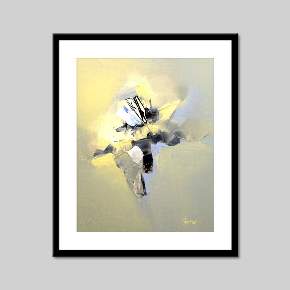 Abstract picture Printable Art Abstract Painting, Wall Art Print ...
