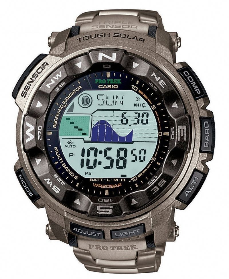 Buy Casio PRG-250T-7 Watches for everyday discount prices on Bodying ... a527e4b6018
