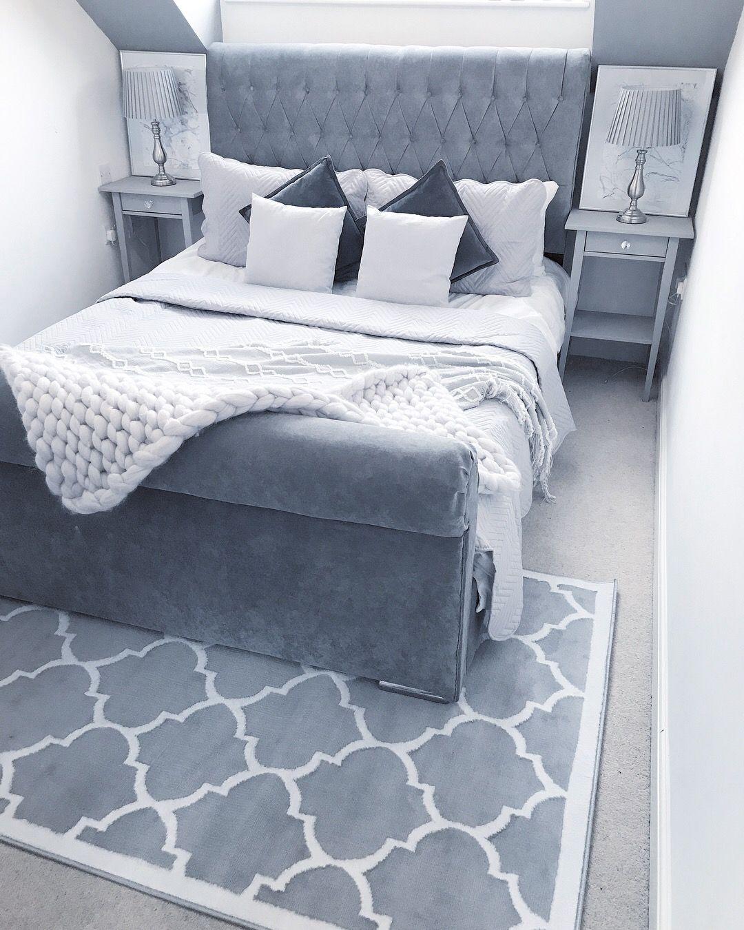 Grey Bedroom Ideas Bedroom Goals Gray Bedroom Bedroom Decor