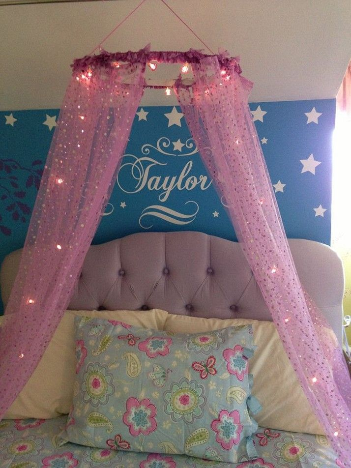 You are currently watching here the result of your DIY Teenager Girls Canopy Bed Designs. Bad room ideas are very important part at your home. & Bed Canopy DIY Simple-yet Fabulous Ideas to Use | gato | Pinterest ...