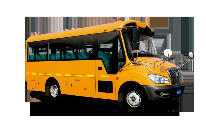 Bus Escolar ZK 6729