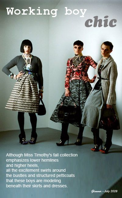 Fashion: it's Characteristics, Contrasts with Custom and Role in Modern Society