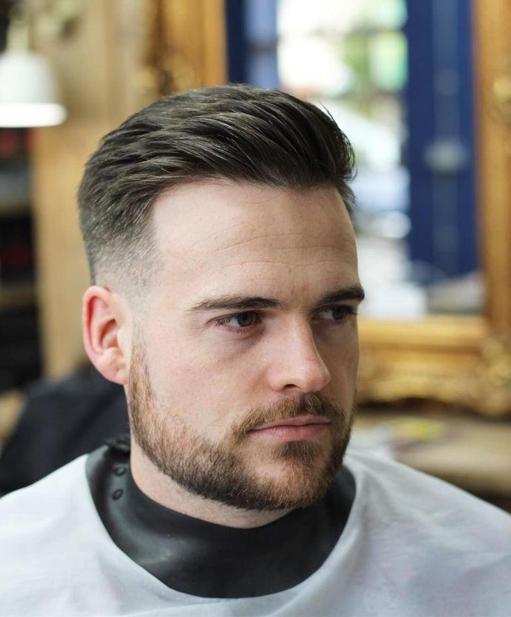 Gute Frisuren für kurze Haare Männer - Stefan Edler