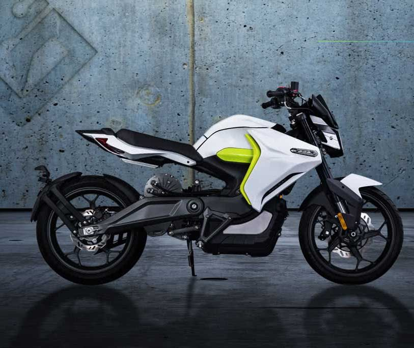 White Ghost Electric Motorcycle By Sur Ron Chinese Motorcycles