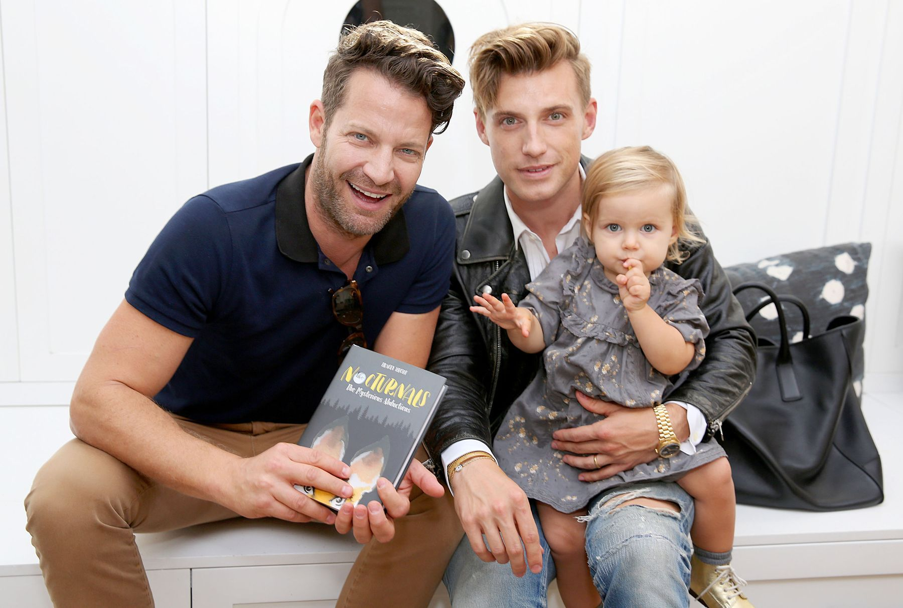 Nate Berkus And Jeremiah Brent Invite Viewers Into Their Home In