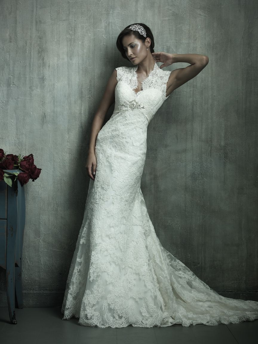 1000  images about Wedding Dress Inspiration on Pinterest  Lace ...