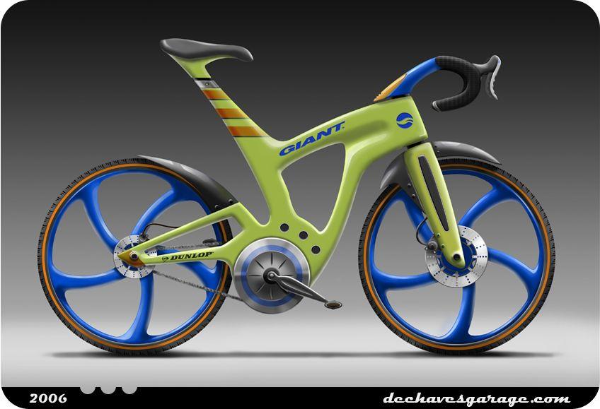 Esta bicicleta la dibujé en el 2006 cuando empecé a dar mis primeros pasos en el mundo del diseño. Hice este render (y algúnotro que os enseñaré más adelante) básicamente para aprender a usar el Photoshop y para descubrir que técnica se adaptaba mejor a mis gustos. Como se puede ver, me gusta mucho hacer los renders bien definidos ... Read More