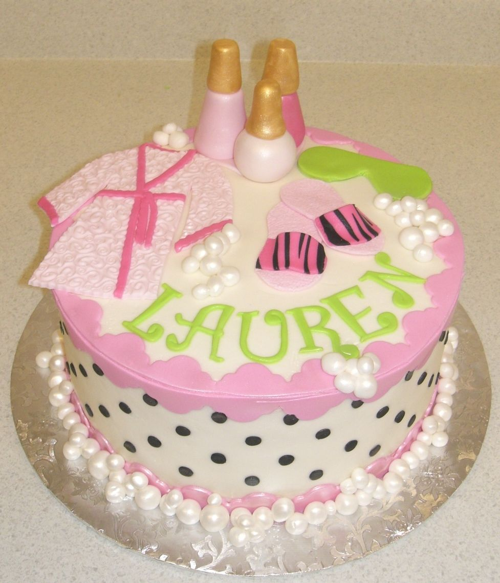 spa party ideas for girls birthday Sweet Expressions Birthday