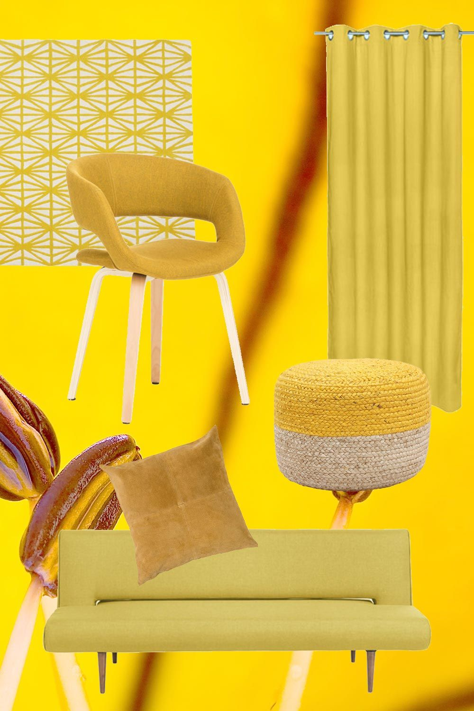Badezimmer ideen gelb und grau wohnen mit farben das sind die pantonetrends für   interior