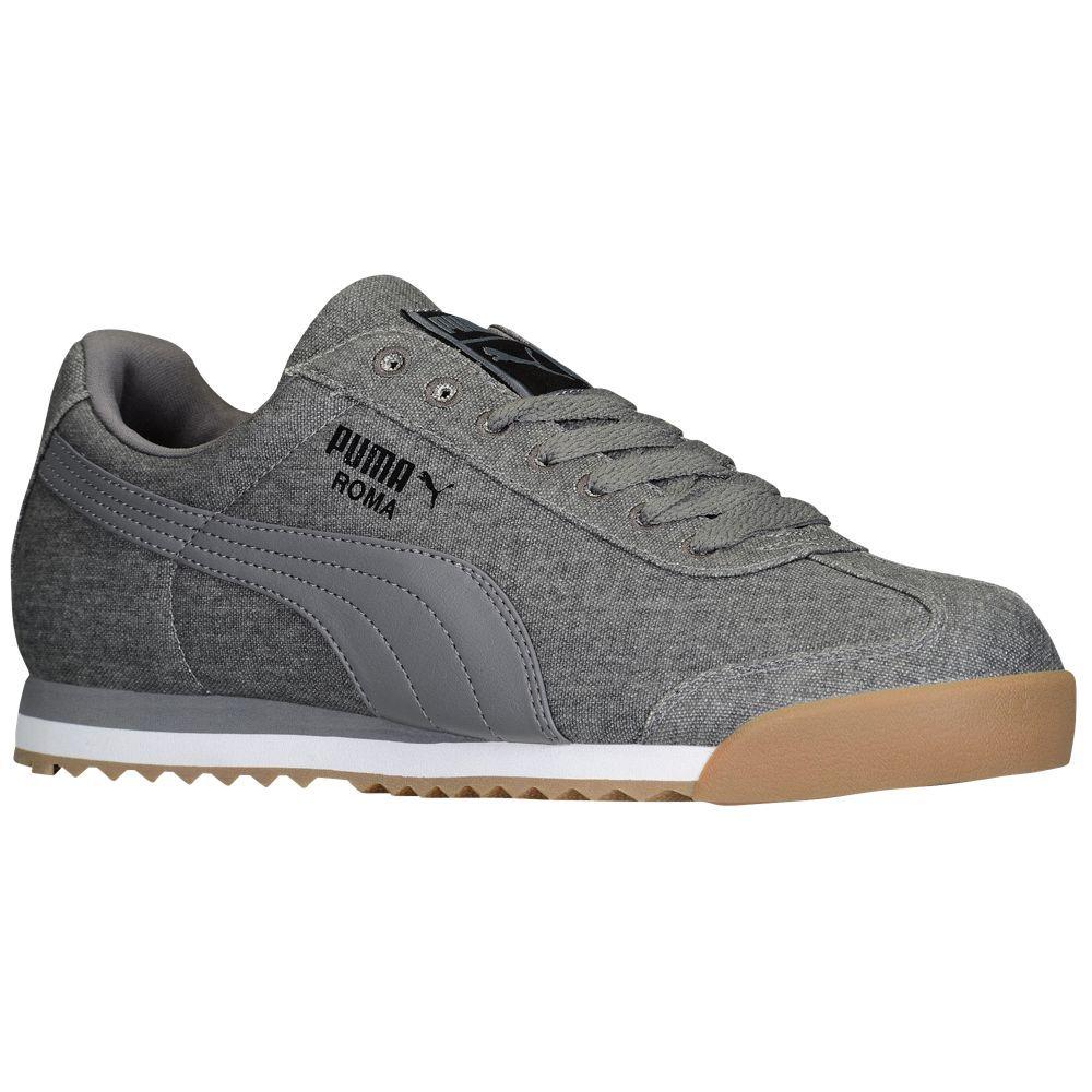 zapatillas puma hombre gris