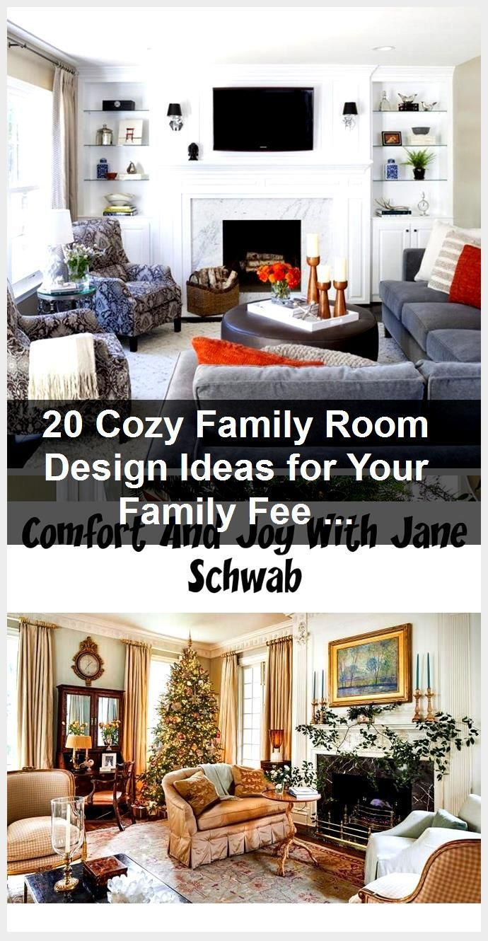 20 Cozy Family Room Design Ideas for Your Family Feeling Comfort - Paradise Home,  #Comfort #...#comfort #cozy #design #family #feeling #home #ideas #paradise #room