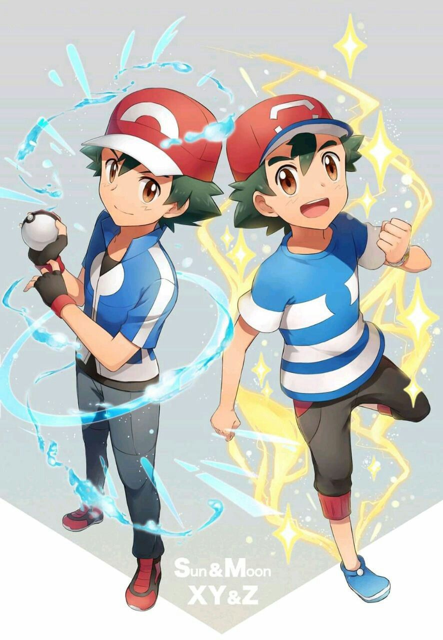 Ash Crece Pero Sigue Siendo En Mismo With Images Ash