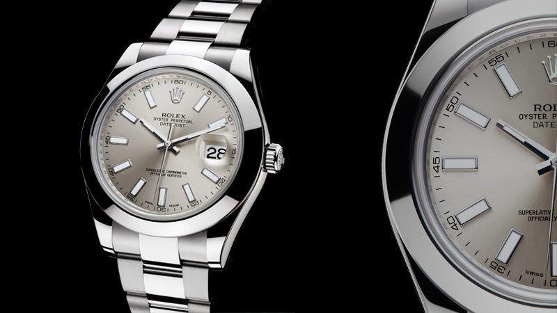 Si A 40 Ans T As Pas Une Rolex Oyster Perpetual Datejust Montre Montres De Luxe Rolex